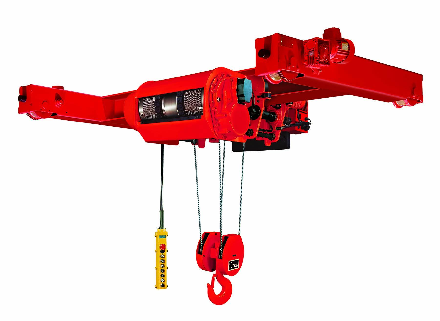 Overhead Crane Warning Horn : Ton single girder top running crane kit