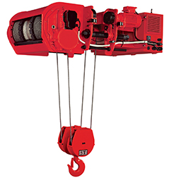 Wire Rope Hoist - Advantage 5 Ton